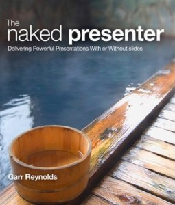 Das Buch «The naked Presenter»